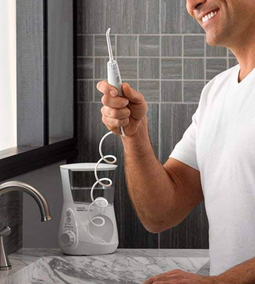 Review of Waterpik Aquarius (WP-660) Ultra Professional Water Flosser