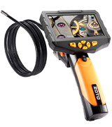 ZOTO (ZT-NTS305-EU) Industrial Endoscope with 5M Borescope Snake Camera (2600mAh Battery, 1080P IPS Display)
