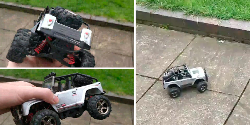 Review of POBO EY-1511 Desert Buggy Remote Control Monster Truck