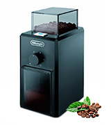 Delonghi Professional Burr Coffee Grinder