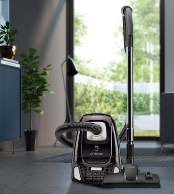 Review of VYTRONIX BPC800 Premium Bagged Vacuum Cleaner