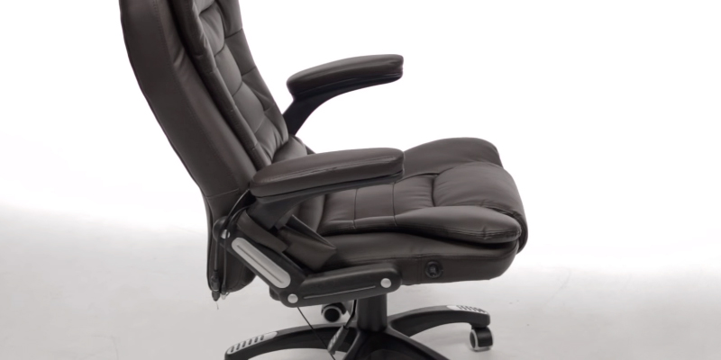 Cherry Tree Furniture MO-MM-17 Extra Padded Office Chair in the use