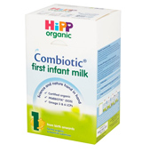 HiPP Organic First Infant Milk