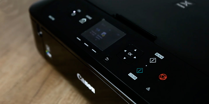 Canon PIXMA MG5750 All-in-One Printer in the use
