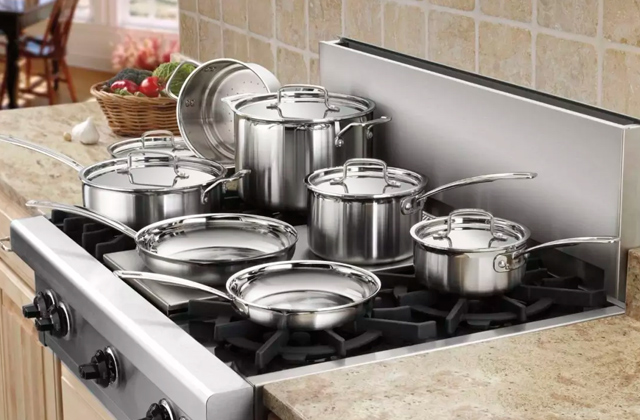 Best Stainless Steel Pan Sets