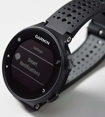 Review of Garmin Forerunner 235 Running Watch with Elevate Wrist Heart Rate and Smart Notifications