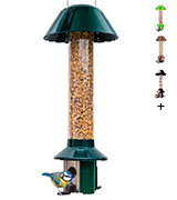 Roamwild Squirrel Proof Wild Bird Feeder Roamwild PestOff
