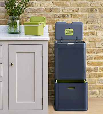 Review of Joseph Joseph Intelligent Waste Totem, 48 L Waste Separation and Recycling Unit