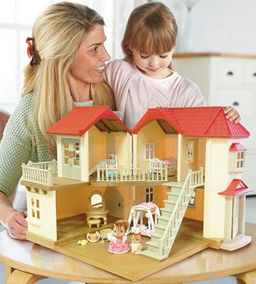 Review of Sylvanian Families Beechwood Hall Gift Set