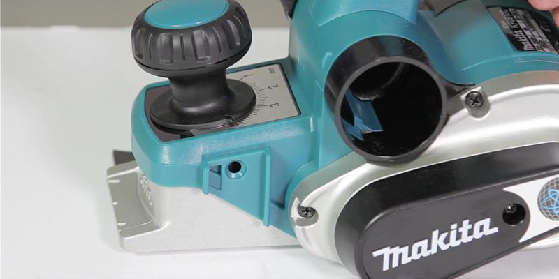 Review of Makita DKP180Z Electric Cordless Hand Planer