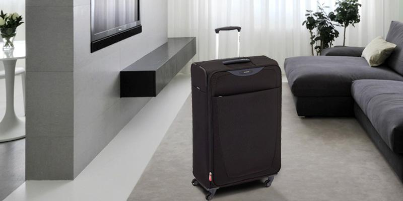 Review of Samsonite Expandable Suitcase