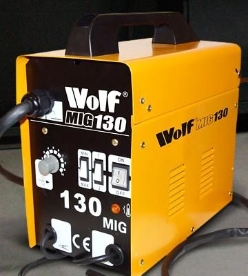 Review of Wolf MIG 130 Welder