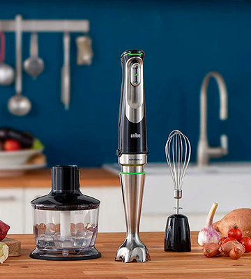 Review of Braun MultiQuick 9 MQ9037X Hand Blender