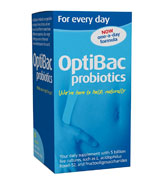 OptiBac Everyday Capsules Probiotics
