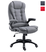 Cherry Tree Furniture (MO17) Executive Recline Extra Padded Office Computer Chair