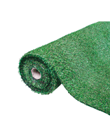 GardenKraft 26079 Roll 4m x 1m 15mm Artificial Grass