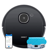 Ecovacs OZMO920 Robotic Vacuum Cleaner, 2-in-1 with Mop
