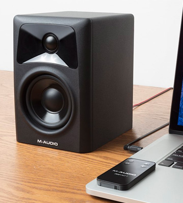Review of M-Audio 103294 Active Studio Monitor Speakers (Pair)