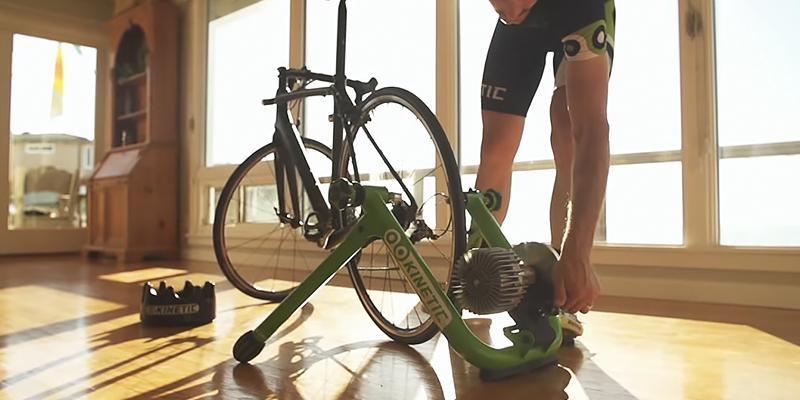 Review of Kinetic Sports Road Machine 2.0 Fluid Trainer