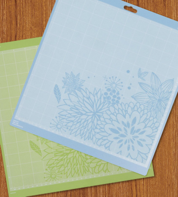 Review of Cricut 2002217 Variety 12x12 Cutting Mat (3 Pack)