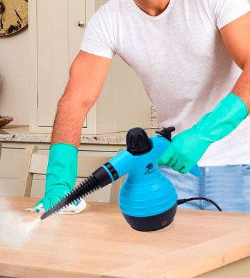 Review of MLMLANT Multi-Purpose Handheld Pressurized Steam Cleaner