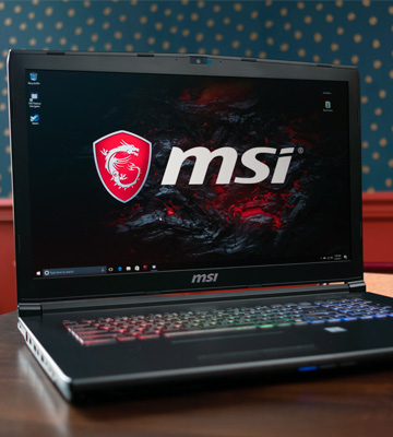 Review of MSI GP63 Leopard (8RE-065UK) 15.6-Inch Gaming Laptop (Core i7 8750H, 16GB RAM, GeForce GTX 1060, 128GB SSD + 1TB HDD)