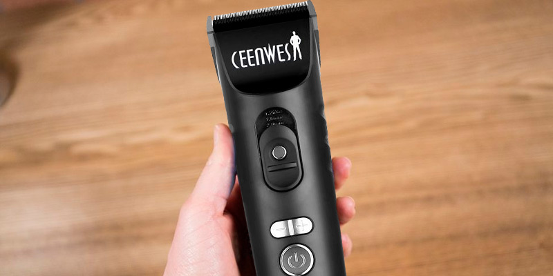 Review of Ceenwes Professional Cordless Clippers Set
