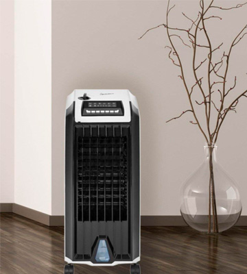 Review of Signature S40004N 4-in-1 Air Cooler with 12 Hours Timer and Remote Control