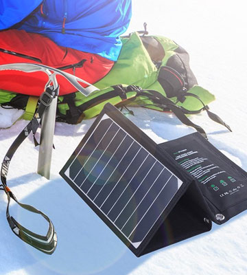 Review of RAVPower UK RP-PC008 Solar Charger with Dual USB Port