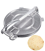 Cherishly Tortilla Maker Dough Press Aluminium Heavy Duty Restaurant Tool for kitchen