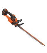 BLACK+DECKER Anti-Jam Hedge Trimmer with 2 Ah Battery