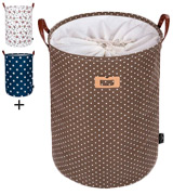 DOKEHOM DKA0822BNL 19 Thickened Large Laundry Basket