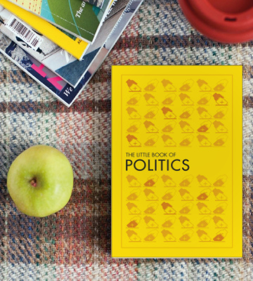 Review of DK The Little Book of Politics Little Books