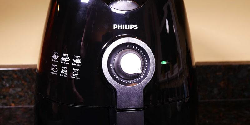 Review of Philips HD9220