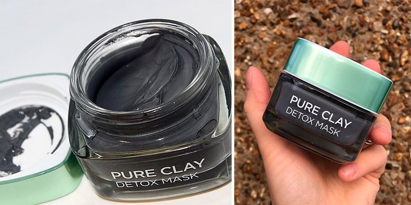 Review of L'Oreal Paris Pure Clay Charcoal Detox Mask