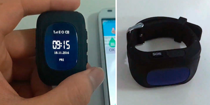 Review of 9Tong 9TQ50BK Childrens Smart Watch