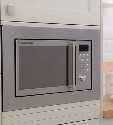 Review of Russell Hobbs RHBM2001 Built In Digital Solo Microwave 20L