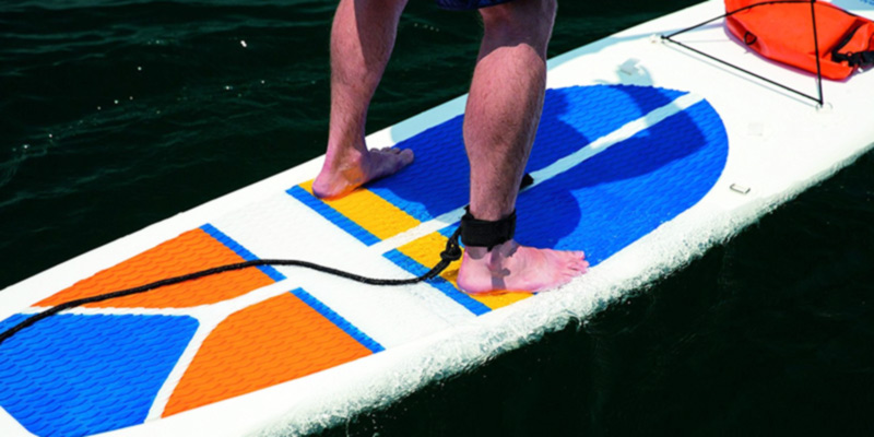 Review of Bestway 65069 Hydro-Force Inflatable Stand Up Paddle board