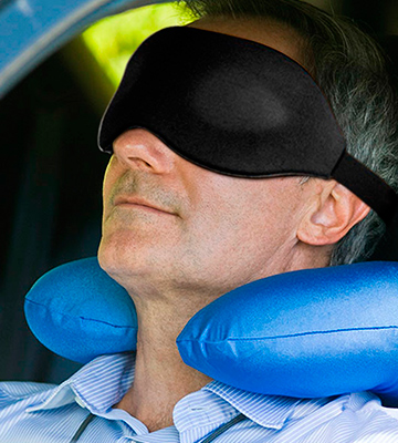 Review of SPLAKS 3D Contoured Sleep Mask
