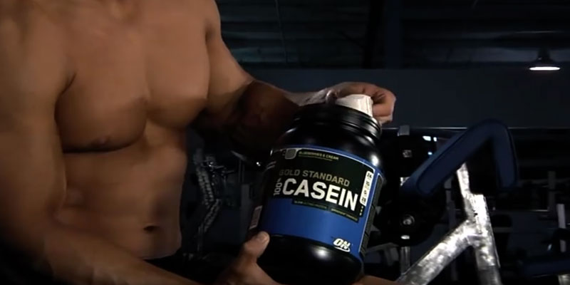 Review of Optimum Nutrition Gold Standard Casein Powder