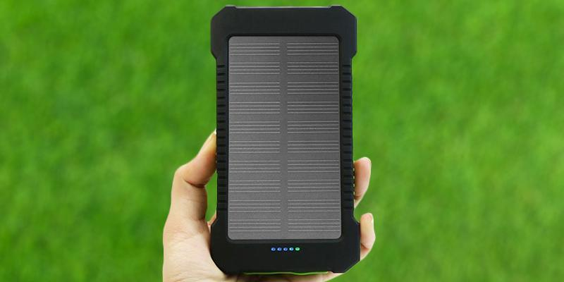 Review of VivoStar F5 Solar Charger