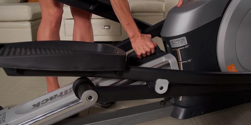 Review of NordicTrack E7.2 Incline Elliptical Cross Trainer