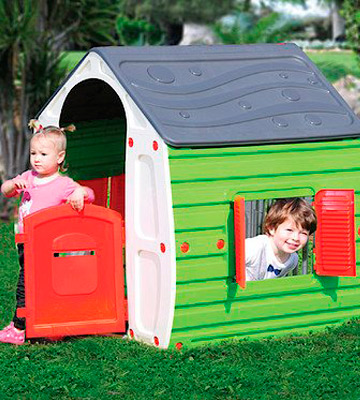 Review of Starplast CLASSIC Playhouse