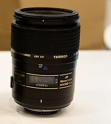 Review of Tamron AF 90mm f/2.8 Di SP AF/MF 1:1 Fixed Macro Lens