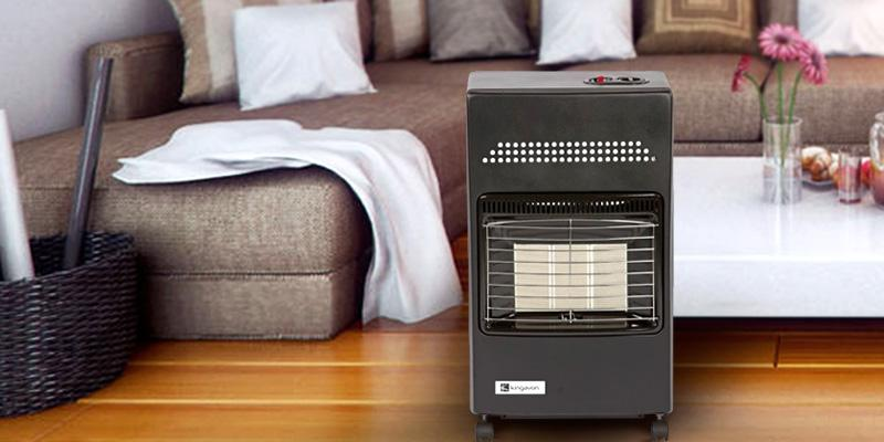 Review of Kingavon Portable Cabinet Gas Heater