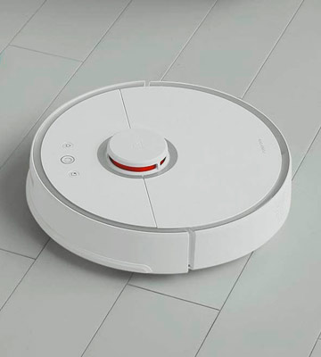 Review of Roborock _S5 Robotic Vacuum and Mop Cleaner