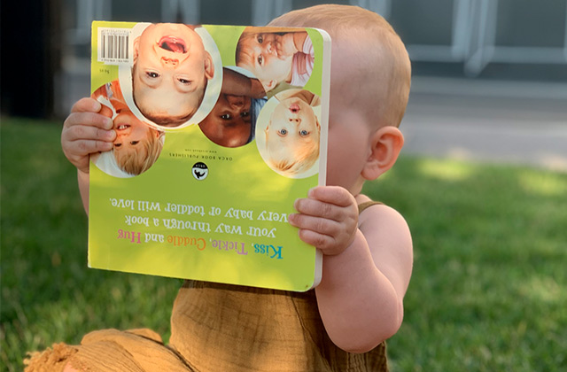 Best Baby Books to Promote Intellectual Growth
