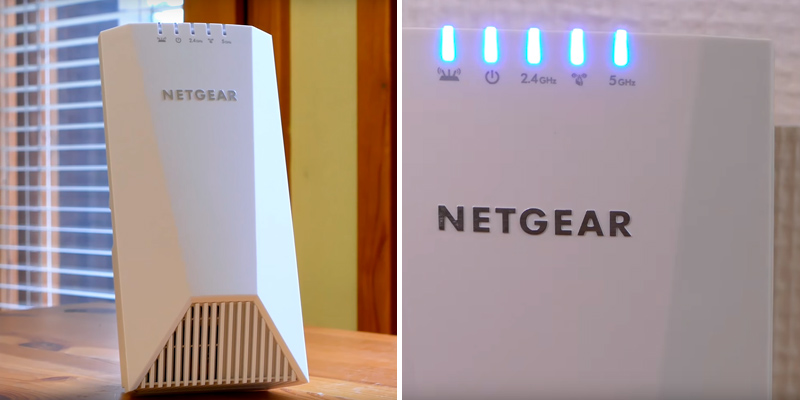 Review of NETGEAR EX7500-100UKS AC2200 Tri-Band WiFi Range Extender