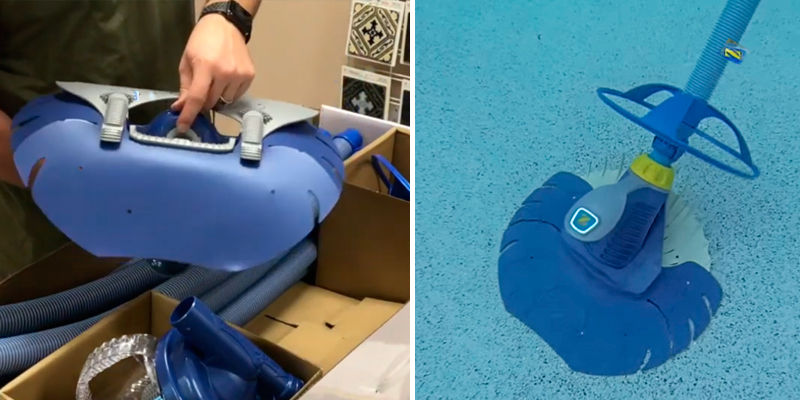 Review of Zodiac W78046 T5Duo Hydraulic Pool Cleaner
