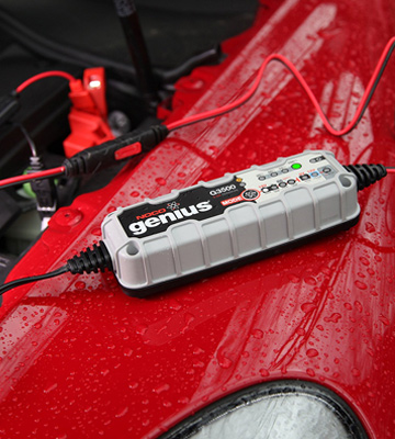 Review of NOCO G3500UK Genius 6V/12V 3.5 Amp UltraSafe Battery Charger